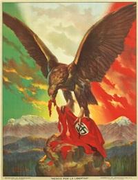 mexico por la libertad by jose bribiesca