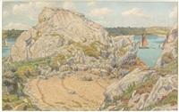 loguivy by henri rivière