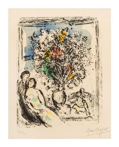 La petite fenetre by marc chagall on artnet for Petite fenetre
