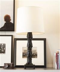lampe à quatre feuilles by diego giacometti