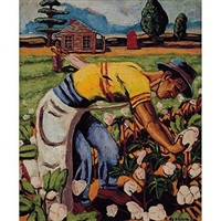 cotton country by robert h. herring