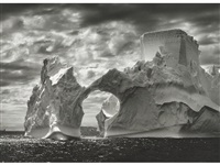 iceberg between paulet islands and the shetland islands, antarctica by sebastião salgado
