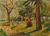 al parco by ulvi liegi (luigi levi)