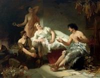 die erzählung des hirten (odysseus) by béla gross