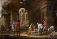 joseph et ses frères by claes cornelisz moeyaert