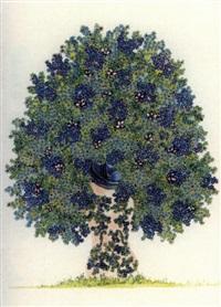 l'arbre violon manray by michel loeb
