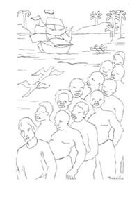 o navio negreiro by tarsila do amaral