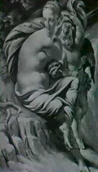 venere e amore by bruno d' arcevia