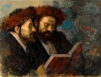 rabbis by tully filmus