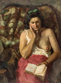 girl resting by dorothy hepworth
