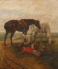 the last match by eugene montague scott