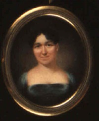 portrait of a lady and a gentleman by joseph hutchinson