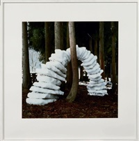 mountain to cost by andy goldsworthy