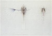 oiseau et cage by peter kampehl
