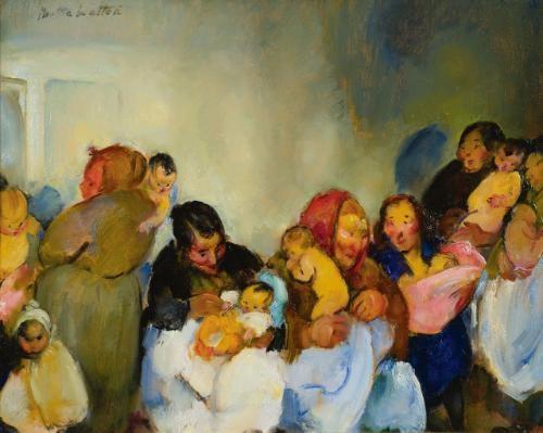 baby health station #530 by martha walter
