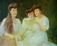 le sorelle by corinna modigliani