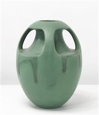 vase, model no. 119 (designed by fritz albert) by teco