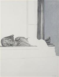 lit et fenêtre by wolfgang gaefgen
