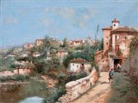 torre de la damos granada by alivez