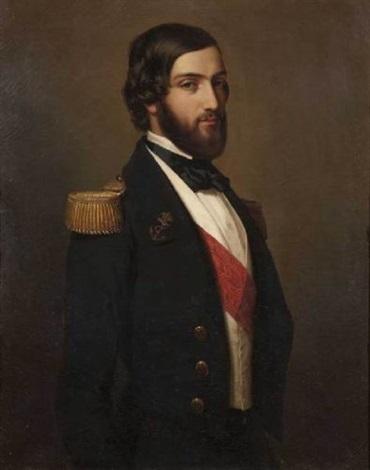 portrait du prince de joinville by franz xaver winterhalter