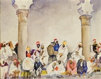 in the souk by martha walter