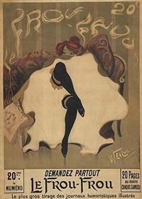 Le Frou-Frou, 1900–1900