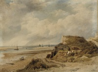 copperas gap, near shoreham by william henry stothard scott