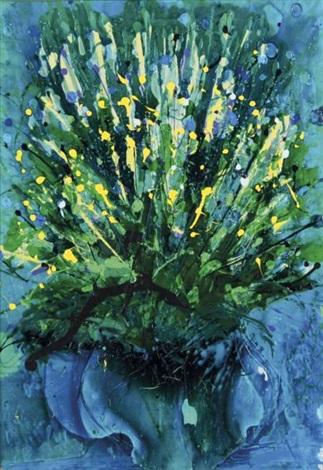 Fiori Yucca.Fiori By Aldo Nicolini On Artnet
