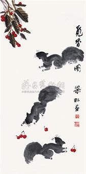 觅香图 by liang hong
