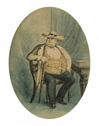 william baker ashton, first governor of adelaide gaol by henry heath glover