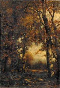 clearing in the forest by charles linford