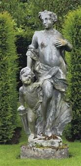 venus and cupid by ignatius van logteren