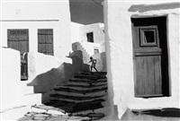 siphos, greece by henri cartier-bresson