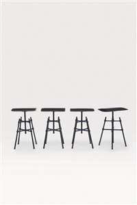stool (set of 4) by yi daewon