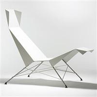 paper birdie chaise (prototype) by flip sellin