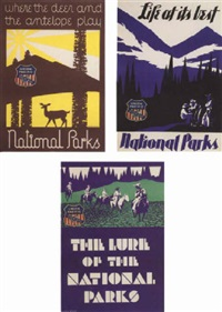 national parks by dorothy waugh