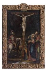 la crucifixión by juan rodríguez juárez