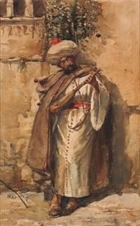 músico árabe by josé lafita y blanco