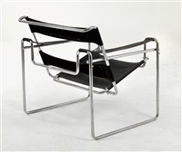 b3 armchair by marcel breuer