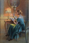 blowing bubbles by delphin enjolras