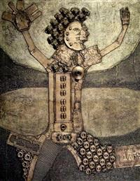 diosa de la fertilidad by alejandro arostegui