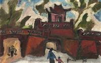 porte de hanoï by bui xuan phai