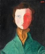 ritratto by virgilio guidi