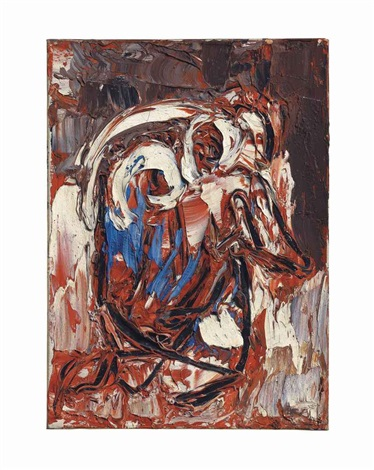 personnage character by karel appel