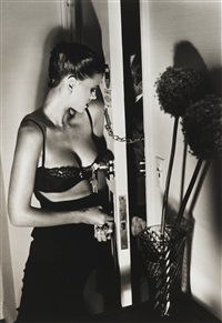 security, new york iii by helmut newton