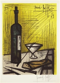 le pain et le vin by bernard buffet