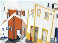 ruas de lisboa by eduardo alarçao