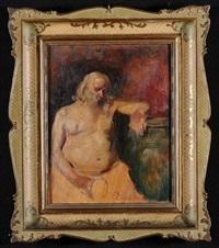 figura maschile by pietro dodero
