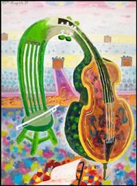 the concert by john macgregor