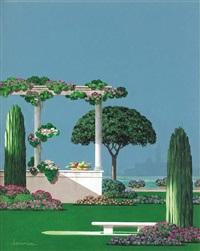 giardino alberato by giuseppe lauria